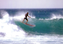 Roger surfing